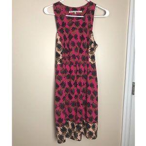 Rachel Roy Size 6 midi-dress